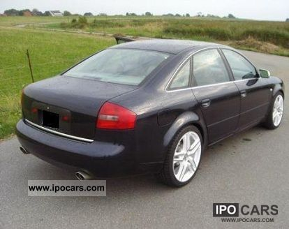 2000 Audi A6 2.7 T S6 7.2 Bi-Turbo - Car Photo and Specs