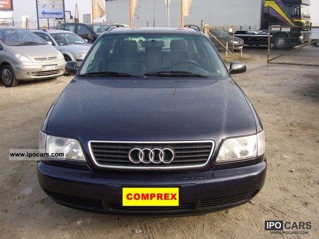 1997 Audi  * 2.6 * V6 A6 AVANT * 150KM Estate Car Used vehicle photo