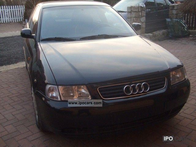 1998 Audi  A3 Limousine Used vehicle photo