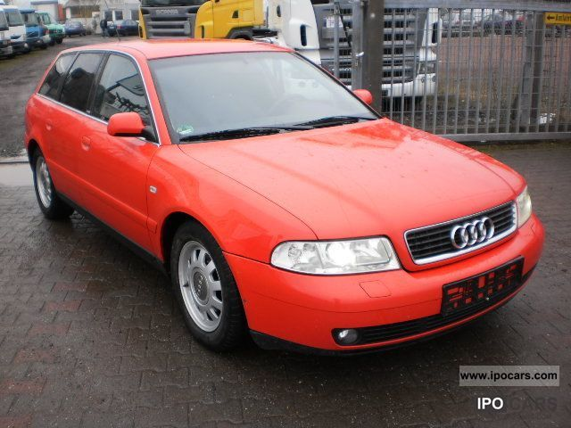 1999 Audi  A4/S4 B5 Avant 2.8 * XENON * Klimaaut. * BOSE SOU. Estate Car Used vehicle photo