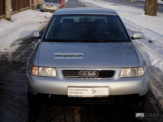 1998 audi a3 klimtatronik alu i w a ciciel car photo and specs. Black Bedroom Furniture Sets. Home Design Ideas