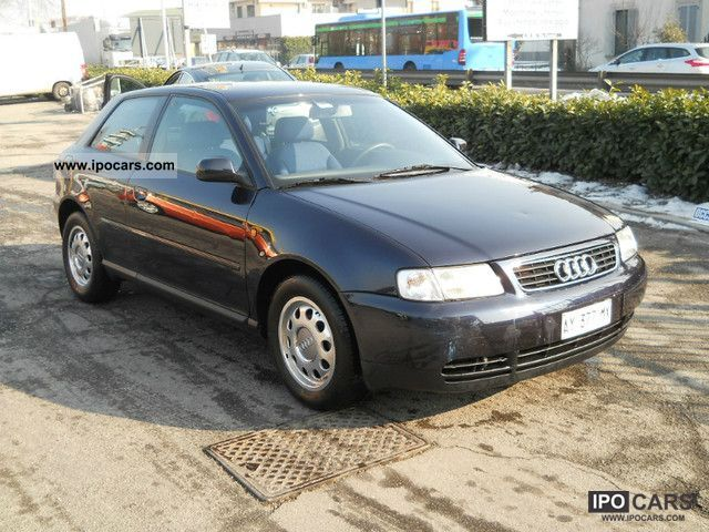 1998 audi a3 1 6 attraction car photo and specs. Black Bedroom Furniture Sets. Home Design Ideas