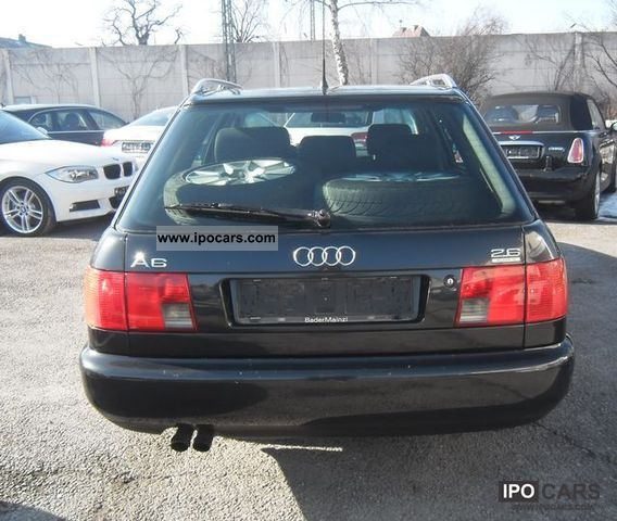 1998 Audi A6 3.7 Quattro Related Infomation,specifications