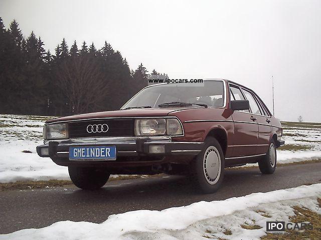 1982 Audi  100 Limousine Used vehicle photo
