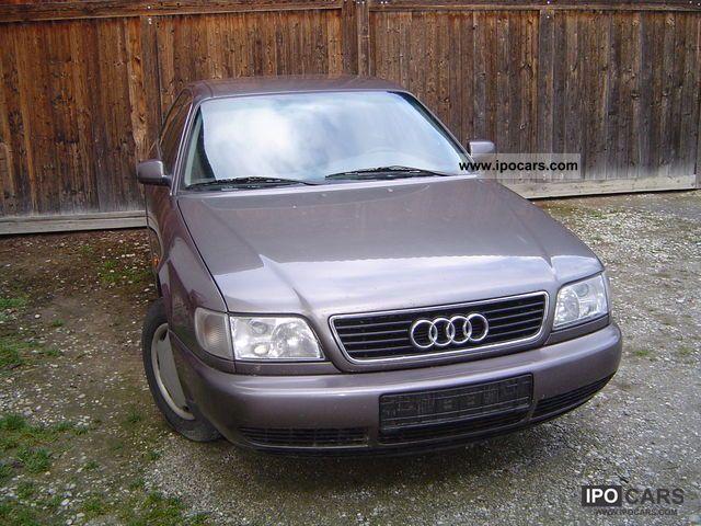 1995 Audi  QUATTRO Limousine Used vehicle photo