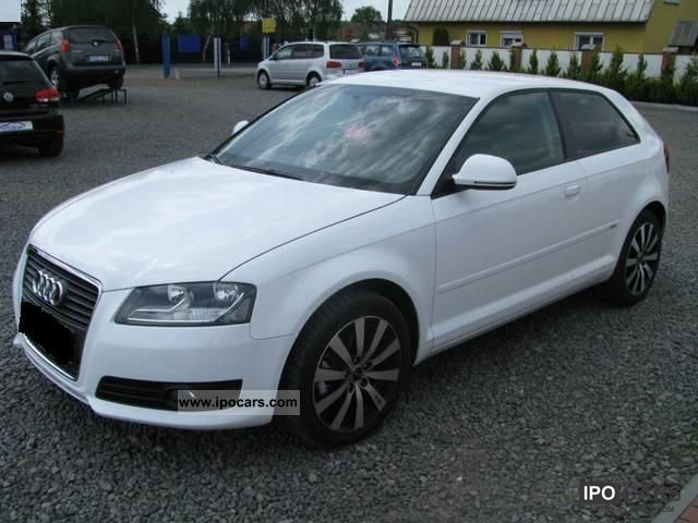 2000 audi a3 1 9 tdi ambition full model 2009 car photo and specs. Black Bedroom Furniture Sets. Home Design Ideas