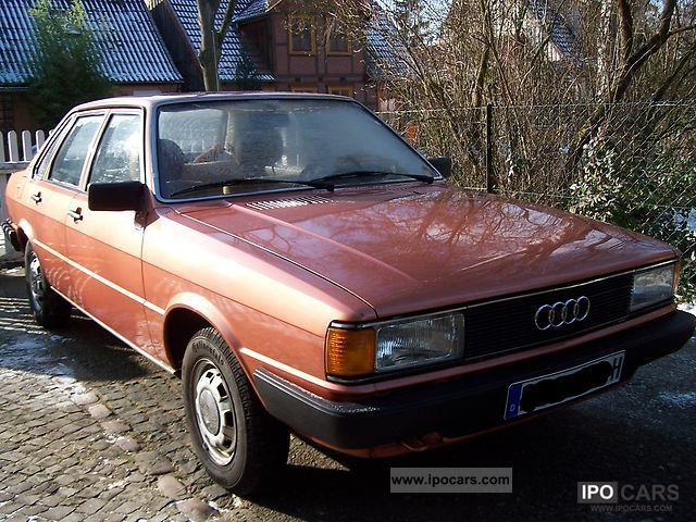 Audi  80 1979 Vintage, Classic and Old Cars photo