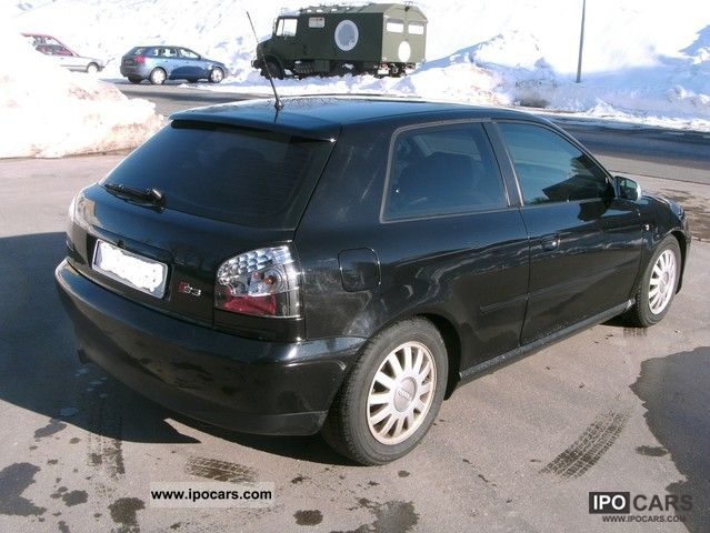 1998 audi a3 s3 1 8 t 220hp alcantara car photo and specs. Black Bedroom Furniture Sets. Home Design Ideas