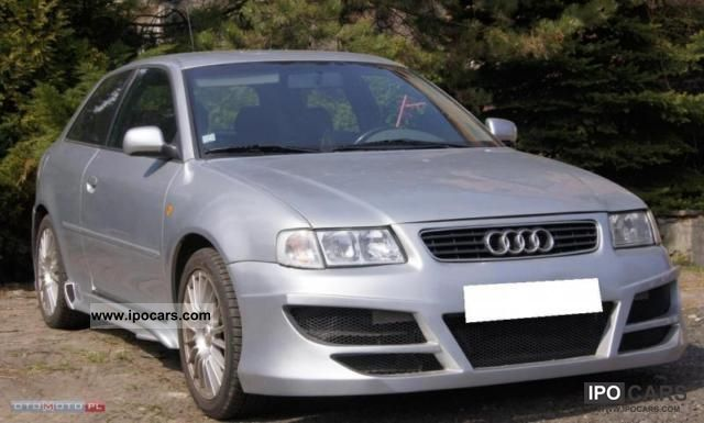 1998 audi a3 1 8 turbo car photo and specs. Black Bedroom Furniture Sets. Home Design Ideas