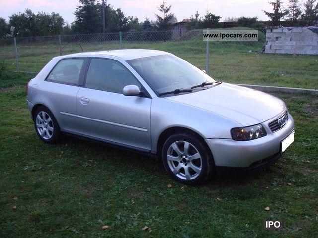 2000 Audi  Oszczędny Dynamiczny Zadbany w dobrej cenie! Small Car Used vehicle photo