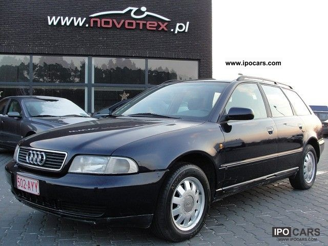 1998 Audi  A4 2.0 213 eng. km! Estate Car Used vehicle photo
