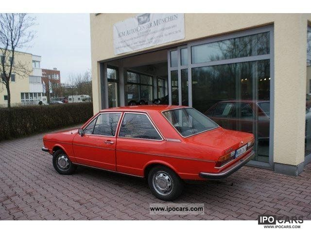 Audi  80 LS 1976 Vintage, Classic and Old Cars photo