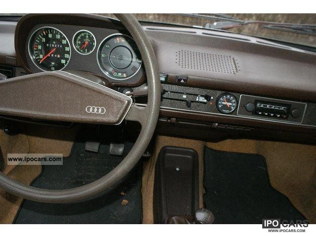 1976 audi 80 ls car photo and specs for Audi 80 interieur