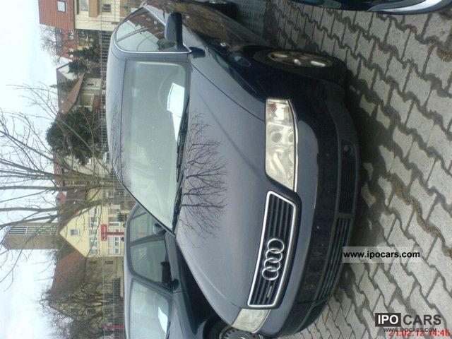 1999 Audi  A6 Allroad Limousine Used vehicle photo