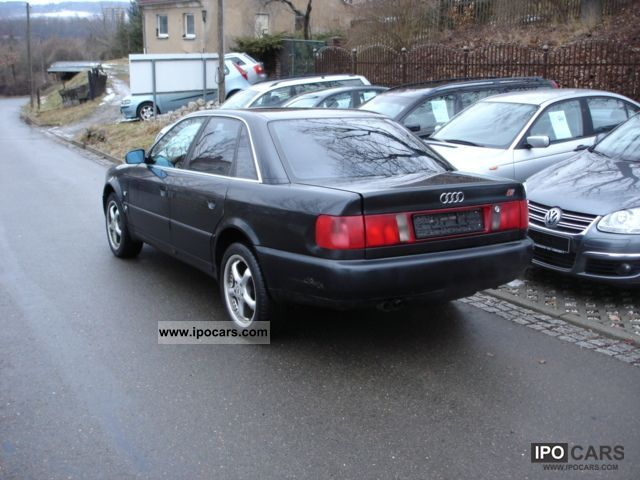1995 Audi S6 42 Car Photo And Specs