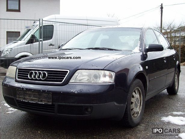 1999 Audi  A6 1.9 TDI Limousine Used vehicle photo