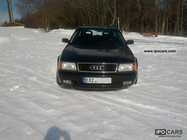 1992 Audi  100 C4 Avant Quattro EURO 2 Estate Car Used vehicle photo