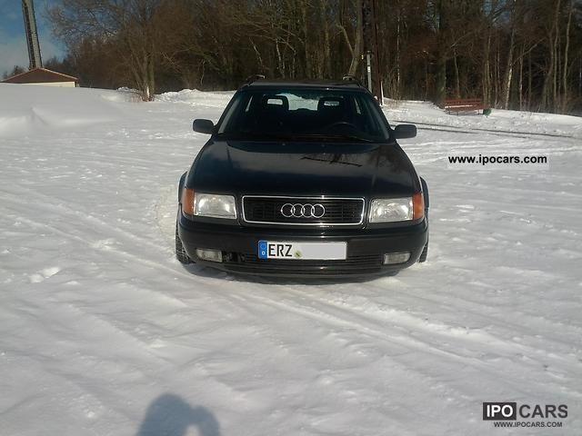 1992 Audi  100 C4 Avant Quattro EURO 2 Estate Car Used vehicle photo