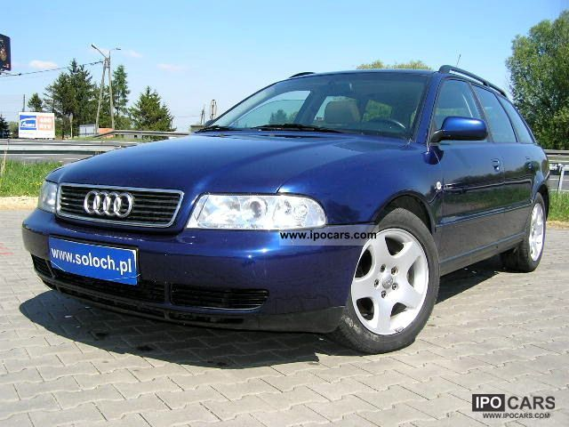 1998 audi a4 1 8t combined machine zobacz car photo and specs. Black Bedroom Furniture Sets. Home Design Ideas