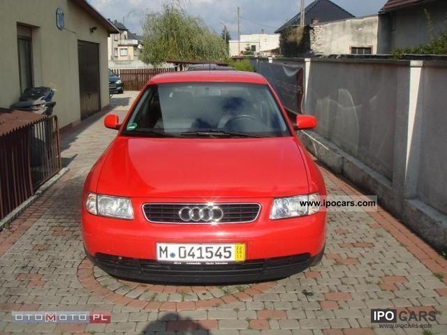 1997 Audi  A3 PO OPLATACH, STAN BDB, ZAMIANA Small Car Used vehicle photo