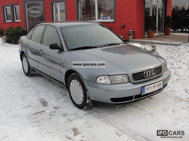 1996 Audi  A4 125km climate tronic - igiełka Limousine Used vehicle photo