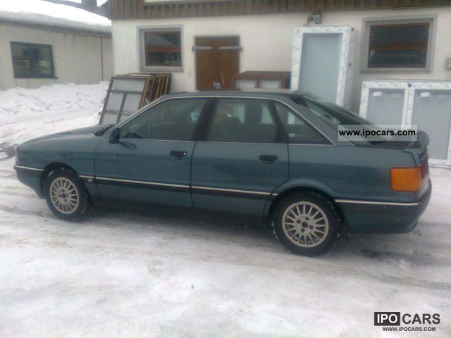 1990 Audi  Quattro Limousine Used vehicle photo