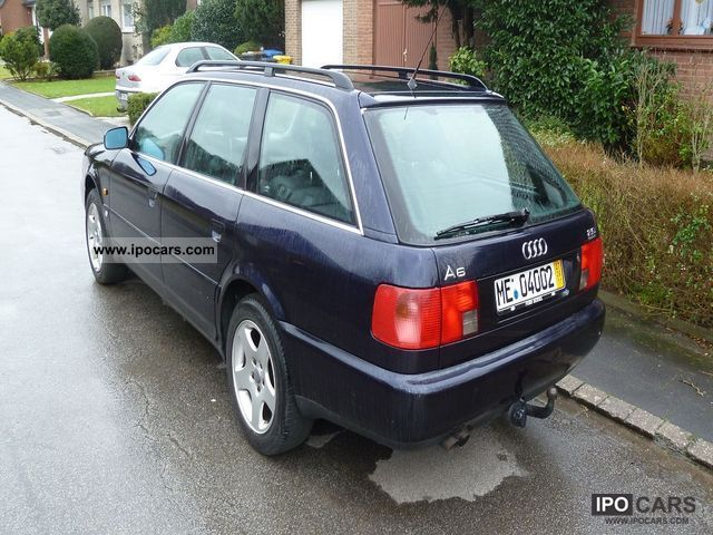 1997 Audi  QUATTRO Estate Car Used vehicle photo