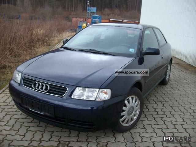 1998 audi a3 automatic checkbook technical approval to 9 2013 maintained car photo and specs. Black Bedroom Furniture Sets. Home Design Ideas