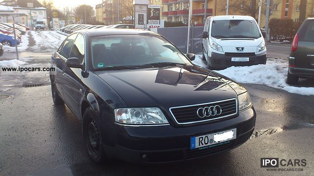 1999 Audi  A6 1.8 Limousine Used vehicle photo