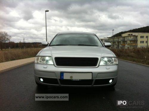 2000 Audi  A6 2.8 Limousine Used vehicle photo