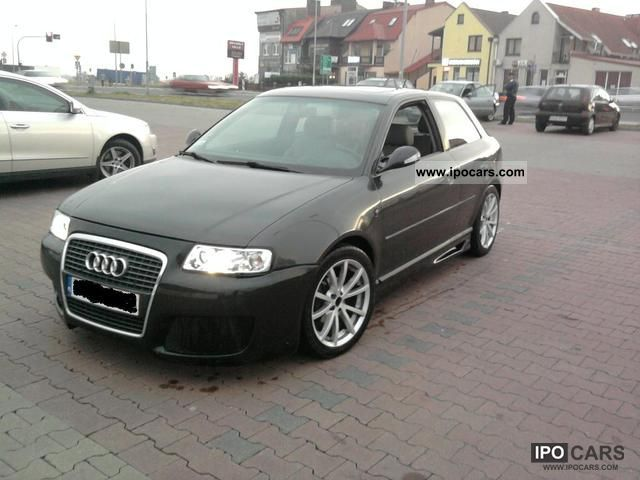 1997 Audi  A3 S3 OKAZJA SPRZEDAZ ZAMIANA Sports car/Coupe Used vehicle photo