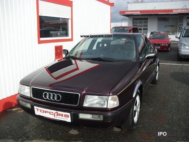 1993 Audi  80 1-hand Limousine Used vehicle photo