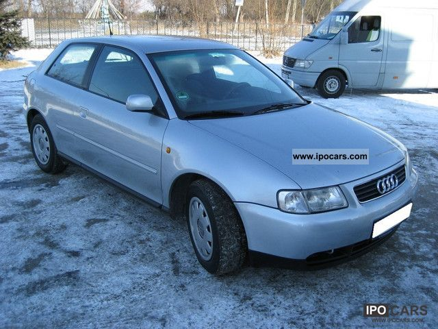 1998 audi a3 1 6 b 101km op acone bezwypadkowe climatronic car photo and specs. Black Bedroom Furniture Sets. Home Design Ideas