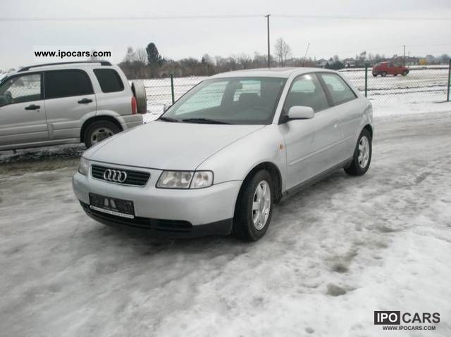 1998 Audi  A3 1,8 T 150 KM AIR TRONIC Small Car Used vehicle photo