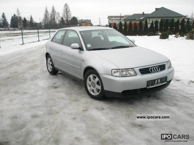1998 audi a3 1 8 t 150 km air tronic car photo and specs. Black Bedroom Furniture Sets. Home Design Ideas