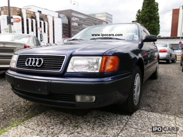 1994 Audi  A6 car garage Landscaped very Limousine Used vehicle photo