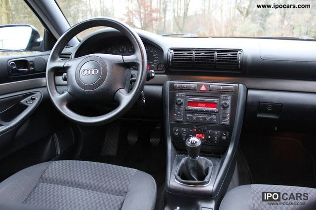 2001 audi a4 avant 1 8 automatic climate control heated. Black Bedroom Furniture Sets. Home Design Ideas