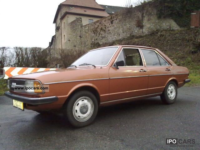 Audi  80 1977 Vintage, Classic and Old Cars photo