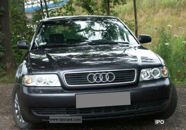 1995 Audi  A4 zarejestrowany możliwa zamiana Limousine Used vehicle photo