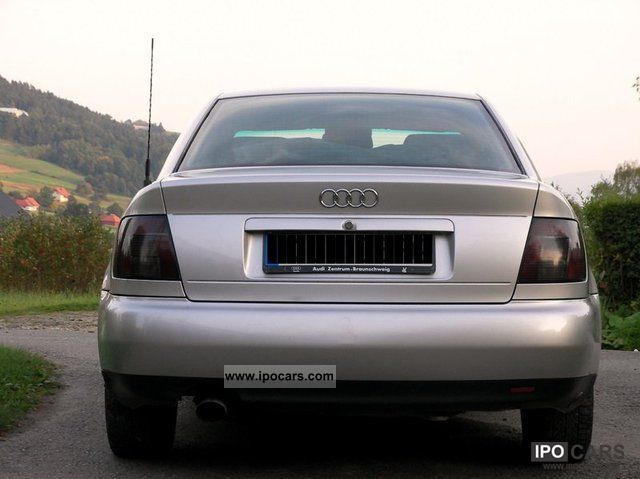 Audi  A4 sedan 1995 Liquefied Petroleum Gas Cars (LPG, GPL, propane) photo