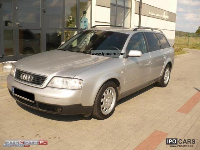 2000 Audi  A6 2.5 TDI automatic Estate Car Used vehicle photo
