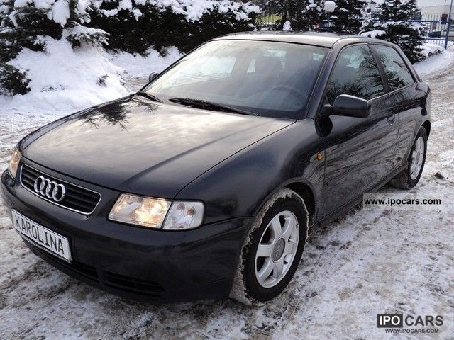 1998 audi a3 diesel car photo and specs. Black Bedroom Furniture Sets. Home Design Ideas