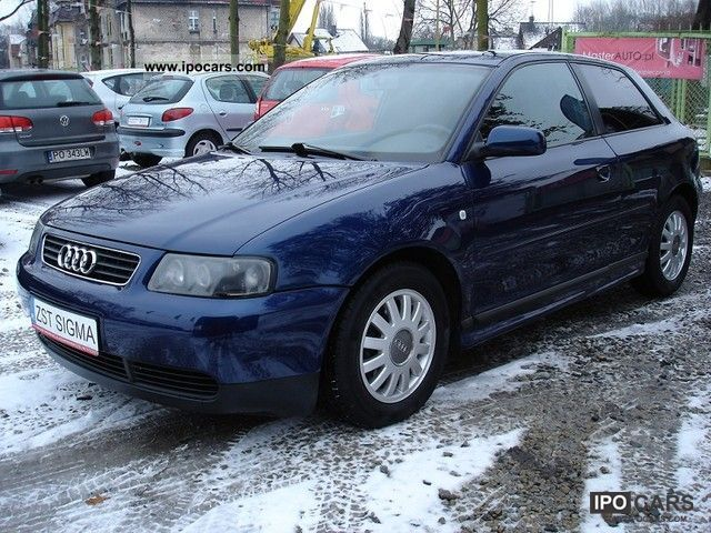 1999 Audi  A3 1.8 TURBO AIR * Z * Niemiec Other Used vehicle photo