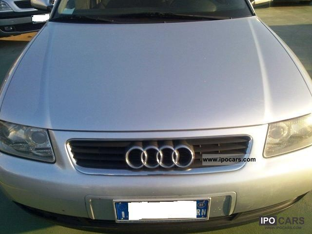 2001 Audi  A3 1.9 TDI Ambition 130CV 3pt. Limousine Used vehicle photo