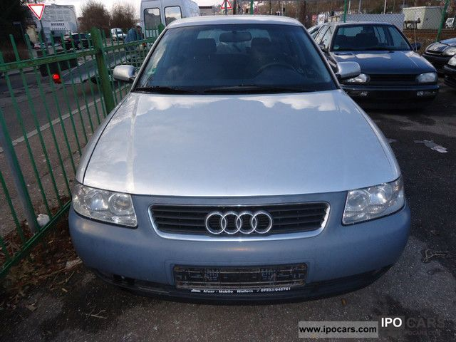 2001 Audi  A3 1.8 T environment Limousine Used vehicle photo