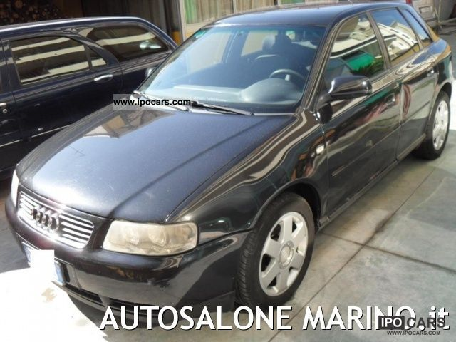 2001 audi a3 1 9 tdi 130 cv cat 5p ambition car photo and specs. Black Bedroom Furniture Sets. Home Design Ideas