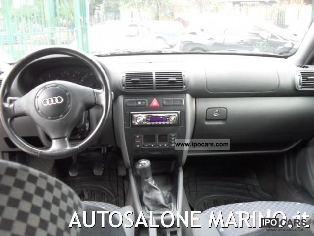 2000 audi a3 1 9 tdi  110 cv cat 3p  ambition