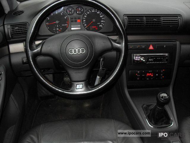 Estate Car Used Vehicle 1999 Audi A4 Avant 28 Leather Climate Control Heater