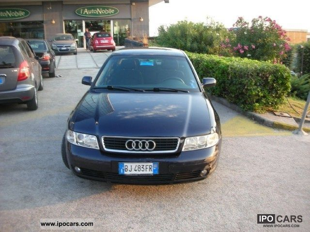 2000 audi a4 2 5 v6 tdi cat advance tagliandata car. Black Bedroom Furniture Sets. Home Design Ideas