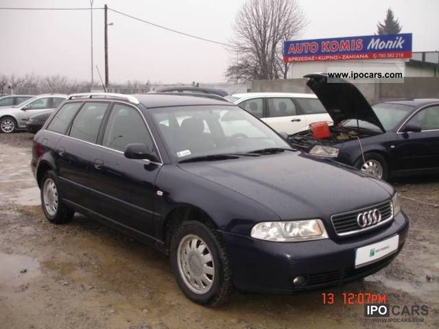 1999 Audi  A4 ALU AIR Estate Car Used vehicle photo